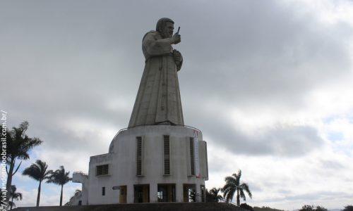 Guarabira - Memorial Frei Damião
