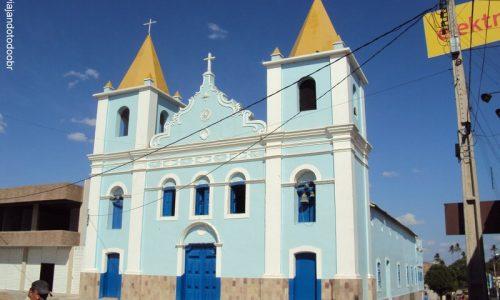 Águas Belas - Igreja de Nossa Senhora da Conceição