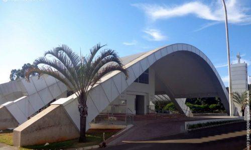 Águas Claras - Igreja do Imaculado Coração de Maria