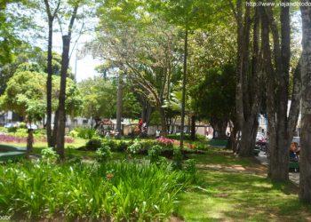 Guaçuí - Praça João Acacinho