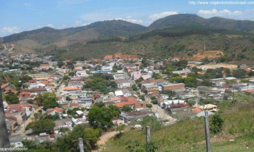Guaçuí - Vista parcial da cidade