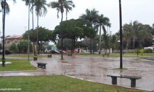 Guia Lopes da Laguna - Praça José Fragele