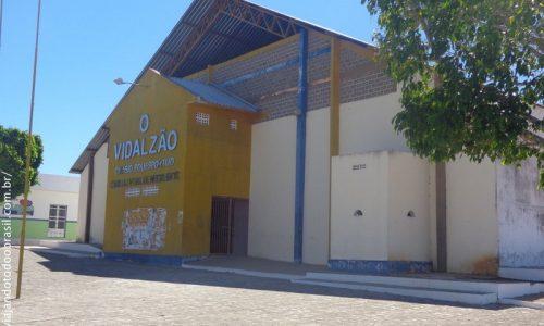 Gurjão - Ginásio Carlos Vidal de Negreiros
