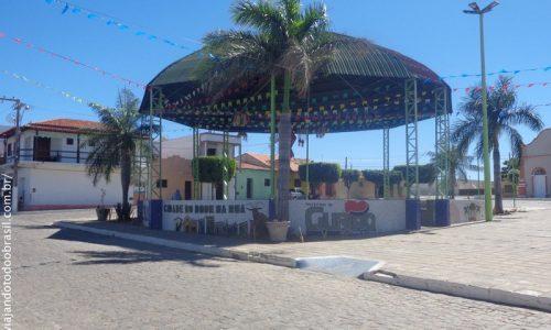 Gurjão - Praça Coronel Gurjão