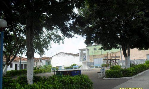 Ibateguara - Praça Padre Cícero