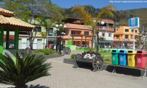 Ibatiba - Praça David Gomes