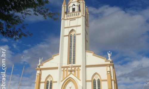 Ibiara - Igreja Nossa Senhora do Rosário