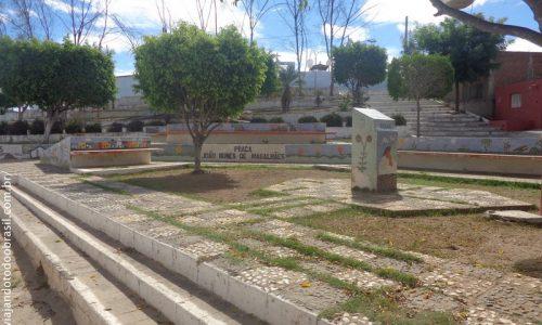 Ibiara - Praça João Antunes de Magalhães