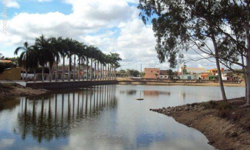 Ibirajuba - Açude Municipal