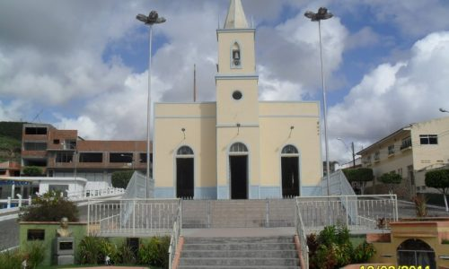 Igaci - Igreja Nossa Senhora da Saúde