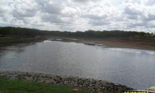 Igaci - Riacho quase seco