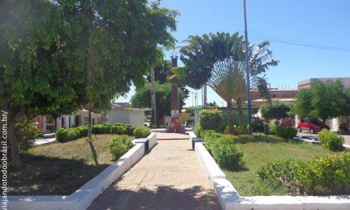 Igaracy - Praça Central