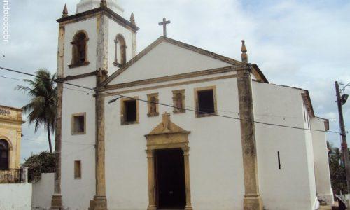 Igarassu - Igreja de São Cosme e São Damião