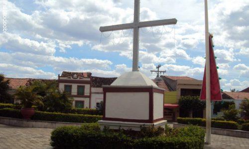 Iguaraci - Cruzeiro da Igreja Nossa Senhora da Conceição (Distrito Jabitaca)