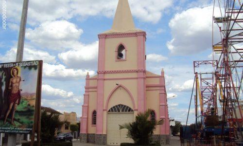 Iguaraci - Igreja de São Sebastião