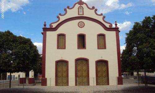 Iguaraci - Igreja Nossa Senhora da Conceição (Distrito Jabitaca)