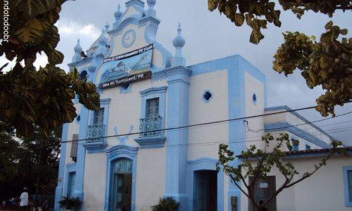 Ilha de Itamaracá - Igreja de Nossa Senhora do Pilar