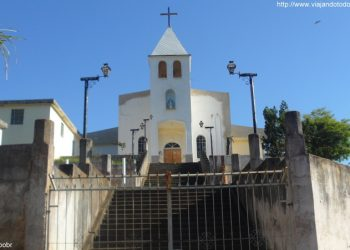 Iúna - Igreja Nossa Senhora das Graças (Distrito de Nossa Senhora das Graças)