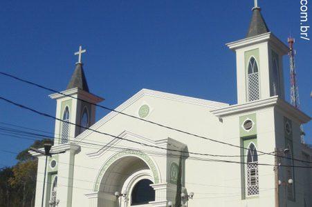 Iúna - Igreja Nossa Senhora dos Homens