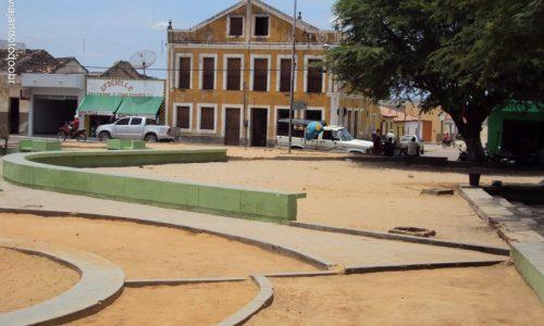 Inajá - Praça Maria dos Prazeres
