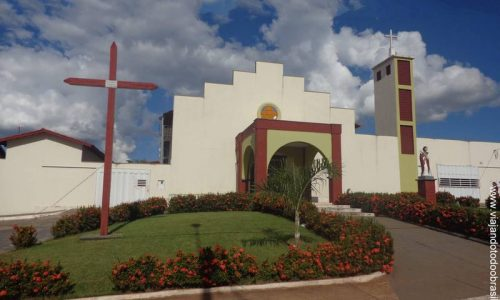 Indiara - Igreja Matriz de Jesus Bom Pastor