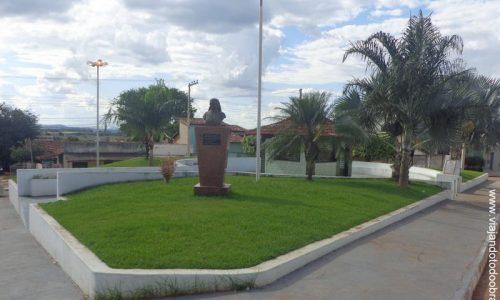 Indiara - Praça Irmã Maria Augusta de Araújo