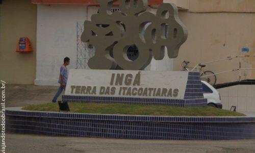 Ingá - Monumento em homenagem a Pedra de Ingá