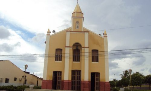 Ingazeira - Igreja Matriz de São José