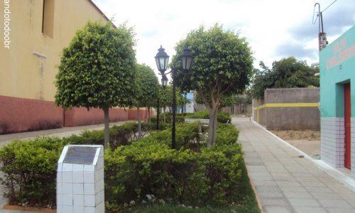 Ingazeira - Praça José Cavalcanti Veras