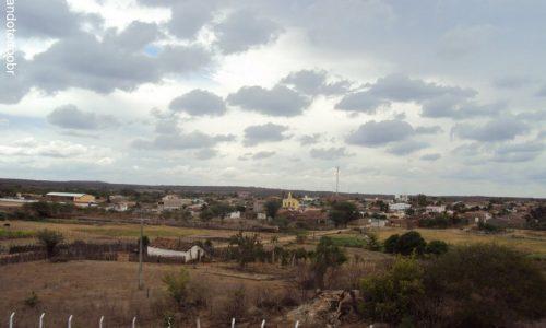 Ingazeira - Vista parcial da cidade