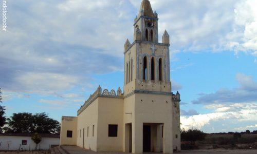 Ipubi - Igreja de Nossa Senhora do Socorro (Distrito de Serrolândia)