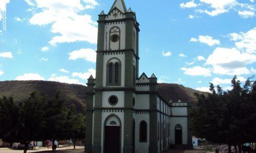 Ipubi - Igreja de São Francisco (Distrito de Serra Branca)