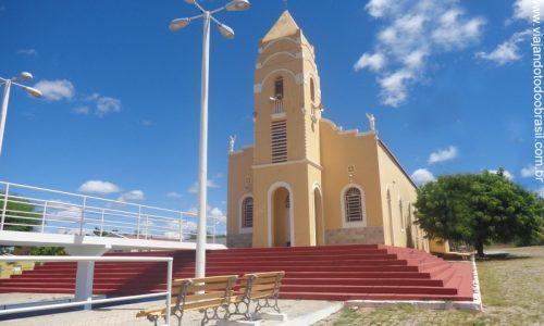 Ipueira - Igreja Nossa Senhora do Perpétuo Socorro