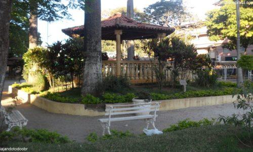 Irupi - Praça Cantídio Roberto de Moraes