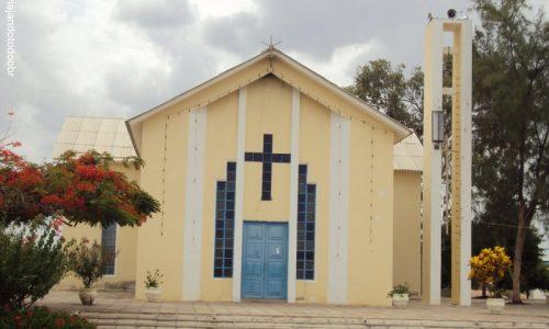 Itacuruba - Igreja Matriz de Nossa Senhora do Ó