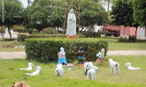 Itacuruba - Imagem em Homenagem a Nossa Senhora de Fátima
