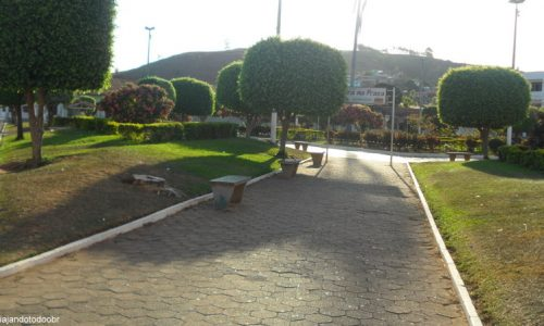 Itaguaçu - Praça José Theodoro Andrade