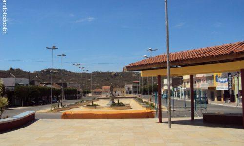 Itapetim - Praça Cónego João Leite