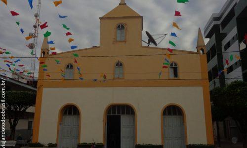 Itapororoca - Igreja São João Batista