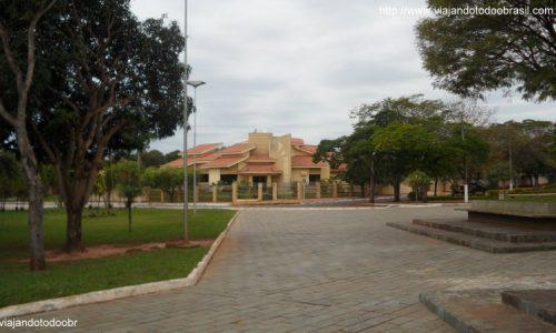 Itaquiraí - Praça Sebastião Santos Tomazelli