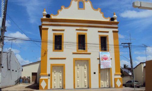 Itaquitinga - Igreja de São Sebastião