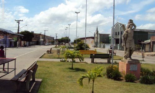 Itaquitinga - Praça São Sebastião