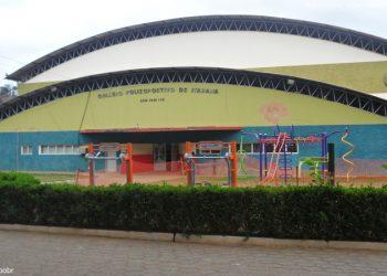Itarana - Ginásio Poliesportivo