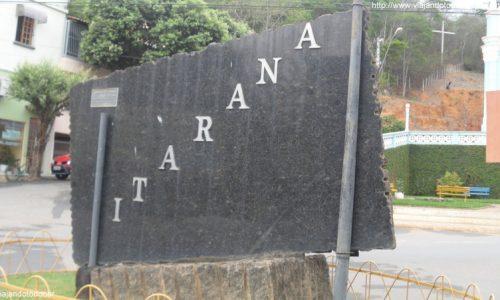 Itarana - Monumento em Granito