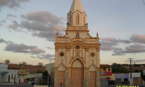 Jacaré dos Homens - Igreja de São Sebastião