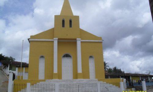 Jacuípe - Igreja de São Caetano