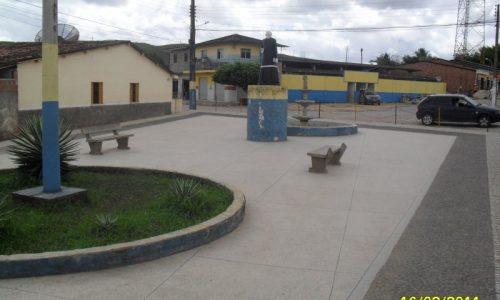 Jacuípe - Praça Padre Cícero