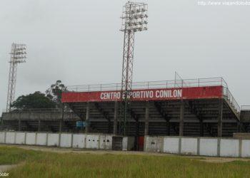 Jaguaré - Centro Esportivo Conilon