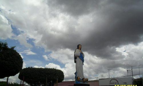 Jaramataia - Imagem em homenagem a Nossa Senhora da Conceição