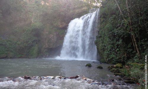 Jataí - Cachoeira Ponte de Pedra